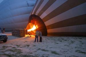 capadocia globo balloon