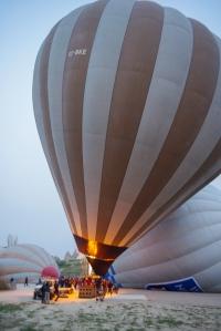balloon ballooning capadocia