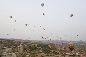 Capadocia balloon ballooning