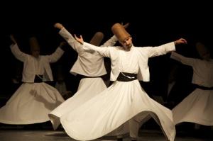 Derviche danzante