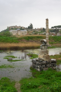 Artemisa Temple