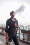 narguile smoker